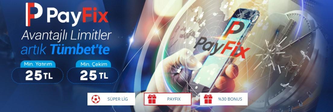 Payfix Kabul Eden Bahis Siteleri